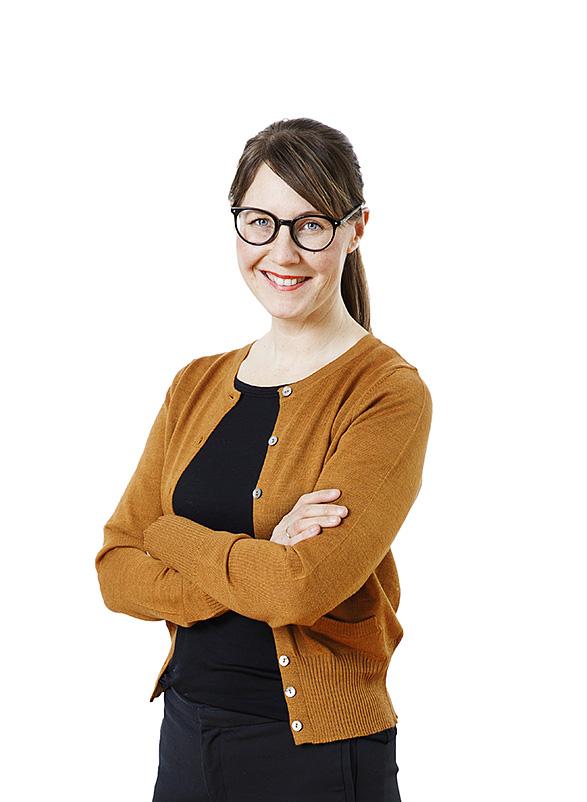 photo of swedish photographer frida lenholm